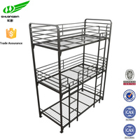 students soldiers workers Cheap Price Metal triple bunk bed