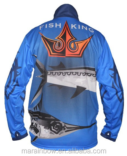 100% micro polyester mens long sleeve fishing shirt dry fit upf50+ 1/4 zipper fishing jersey oem fishing clothing