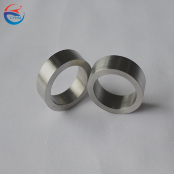 smooth polished zirconium Rings and Bands
