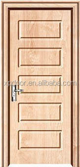 xupai hot sale cheap pvc door china
