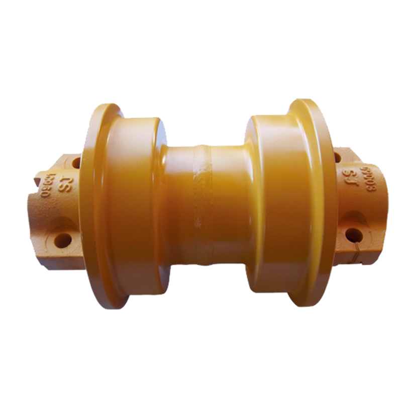 Excavator and bulldozer track roller,bottom roller,undercarriage parts