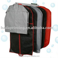 China factory customized Eco-friendly Non-woven Garment Bag ,Foldable Garment Suit Covers