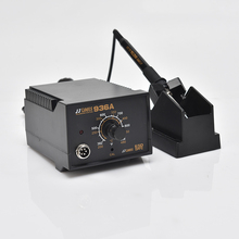 High efficiency electric smd rework station repairing thermostat soldering portable lead-free welding machine