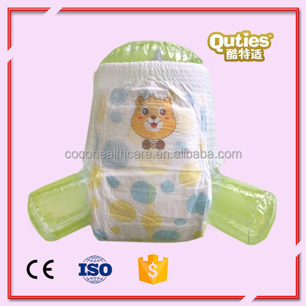 Baby Diaper underwear factory in China, OEM request is welcome