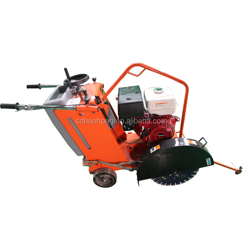 concrete saw cutting machine gasoline powered circular saw road cutter