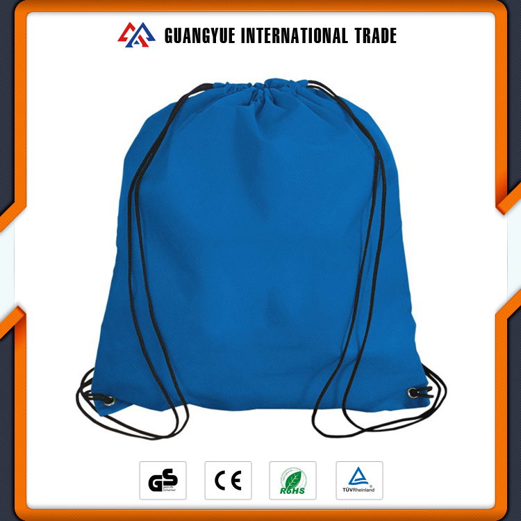 Guangyue Chinese Factory Cheap Price Small Drawstring Cotton Bag With Custom Logo