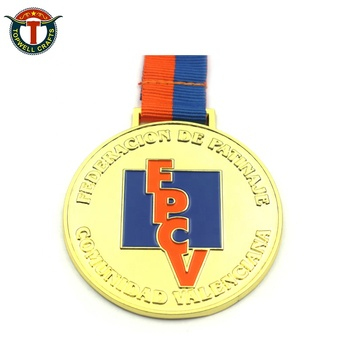Customized  Your Own Cheap Commemorative Metal Award Medal