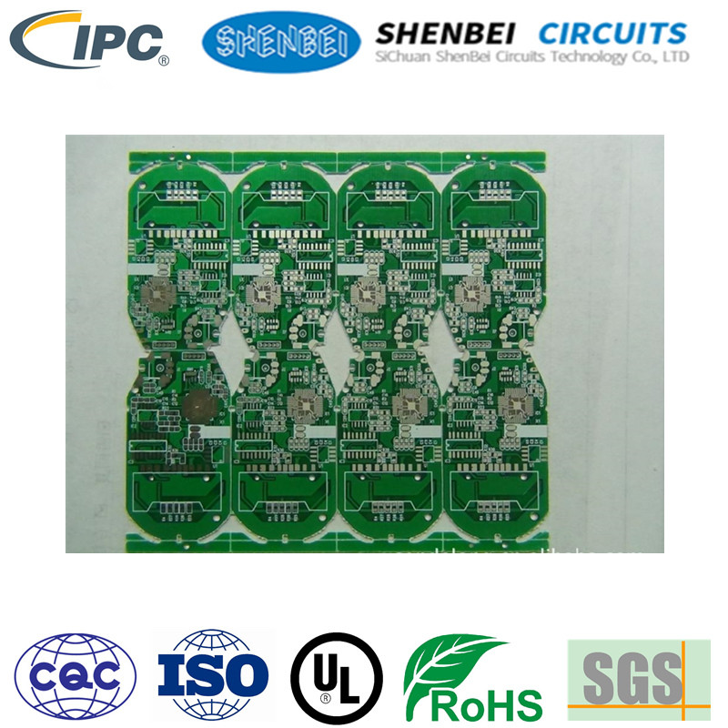 SHENBEI making printed circuit boards cheap pcb prototype circuit board assembly with ENIG OSP HASL Rohs UL ISO