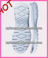 Durable/eco-friendly cheap rubber eva sheet shoe sole shoe materials