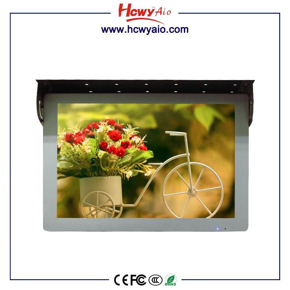 CE/CCC/FCC/ROHS/ISO9001/17inch Car/Taxi/Bus/Shoping Center 17'' lcd Digital Screen AD Player