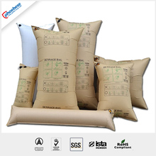 kraft paper dunnage inflator air bags for container