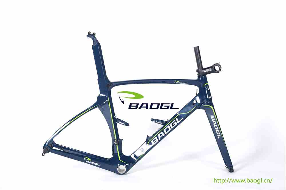 BAOGL bicycle frame for bicycle bag pannier