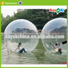 new outdoor water game inflatable water walking ball water bottle for rental