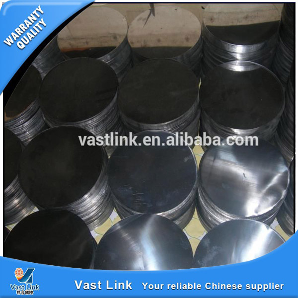 Stainless Steel Circle with high quality
