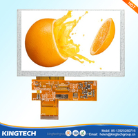 5 inch lcd monitor ips 800*480 high resolution