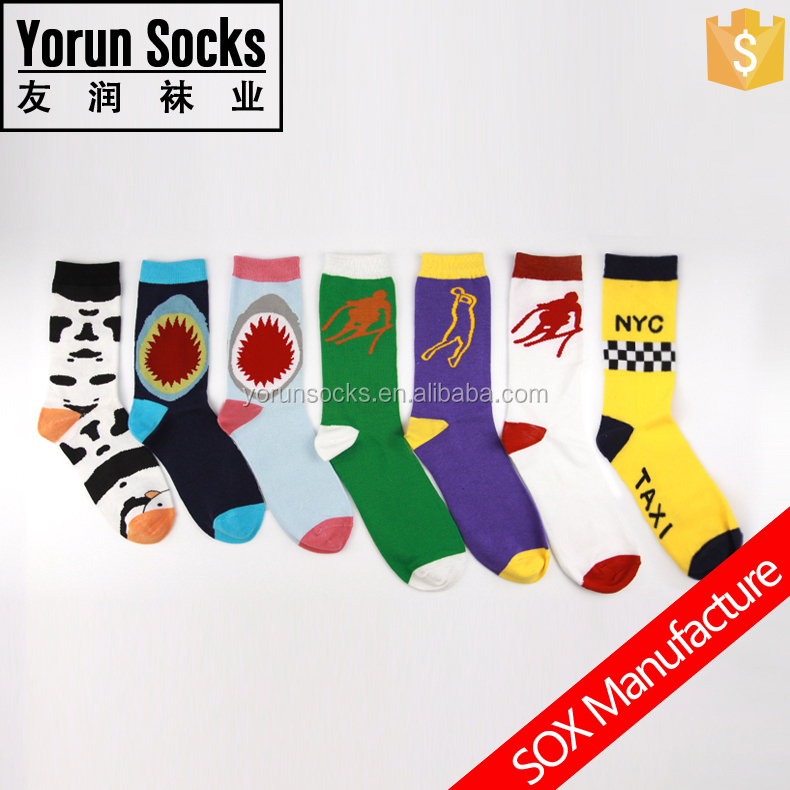 ski socks basketball sock Cheap custom design cotton women man sport sock manufacturer