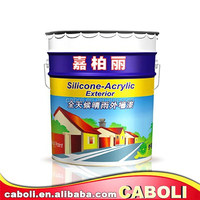 Caboli heat resistant appliance exterior wall emulsion paint