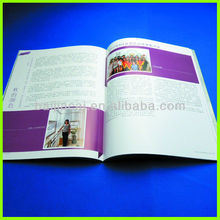 Magazine/catalogue leading print factory