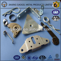 Light weight Stiffness Product Made Of Sheet Metal Stamping