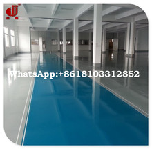 ISO 9001 System Approved Solvent Anti-static Epoxy Floor Paint Coating
