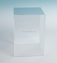 Museum Box Case Acrylic Doll Display Stands