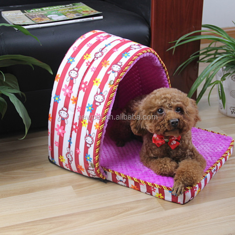 Factory wholesale bottom price washable dog house cat bed large heavy duty dog house