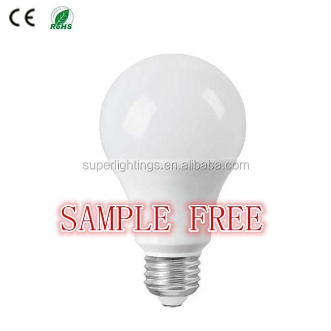 led light bulbs SMD 2835 E27 7w 10w 12w 220 volt led lighting bulbs