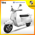 2016 best Chinese 50cc scooter Retro EEC Approved Ves Gas Scooter