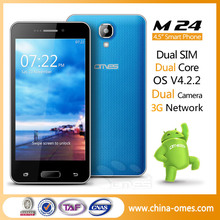 cheap MTK6572 512MB+4G best quality dual sim card mobile phone