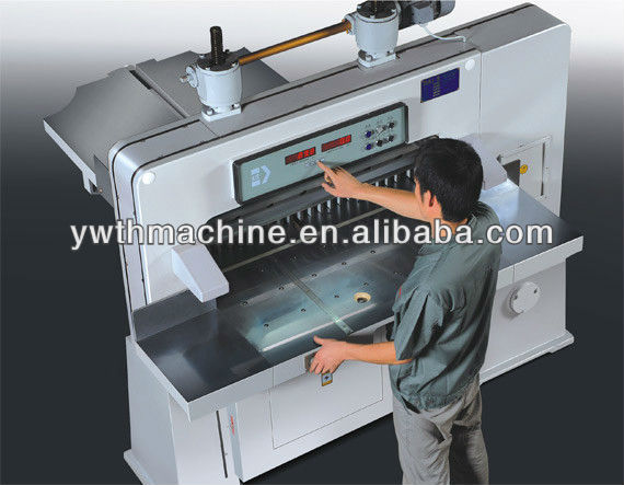 "45"" Industrial Economic Guillotine Paper Cutting Machine"