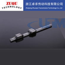 Linear guide rail hiwin series HGH35CA 500mm