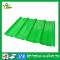 high strengh Grade A plastic shingles for roofing