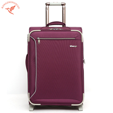 High qulity business lightweight suitcases trolley luggage