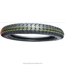 hot sale high quality motorcycle tire 2.50-17 with inner tube or tubeless