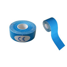 Latex free bulk customized athletic tape sport kinesiology tex tape