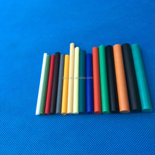 durable colored teflon PTFE rod solid plastic rods