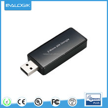 Z-wave +2dBm USB dongle / Network Adapter