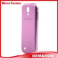 0.7mm Ultra-thin Cleave Metal Aluminum Bumper phone case for Samsung Galaxy S4 Mini