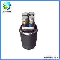 XLPE insulated aluminum alloy cable