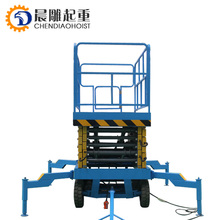 2017 trailer hydraulic scissor car lifts