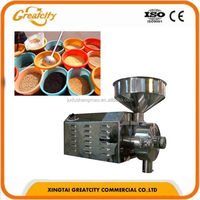 Lowest price grain wheat flour mill grinder machine/almond flour mill machine with best service