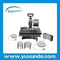 t shirt heat press machine 6 in 1 heat press printing machine