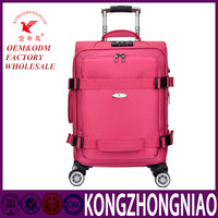High quality Spinner luggage new fashionable and classic design trolley bags