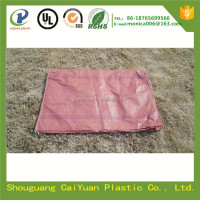 Recycled pp woven garbage bag for Korea market