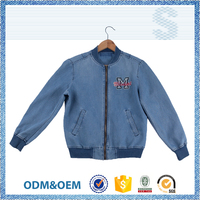 LOGO customized vogue fashion suit jacket for girls