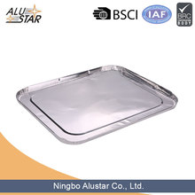 Popular hot selling Disposable Aluminum Foil Serving Trays