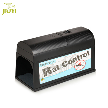 Electric rat trap with high voltage rat killer mouse traps