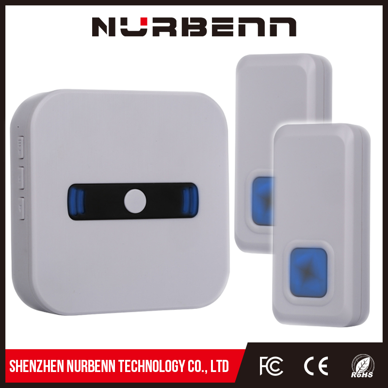 Medical equipments Push button switch for wired doorbell With Long-term Service