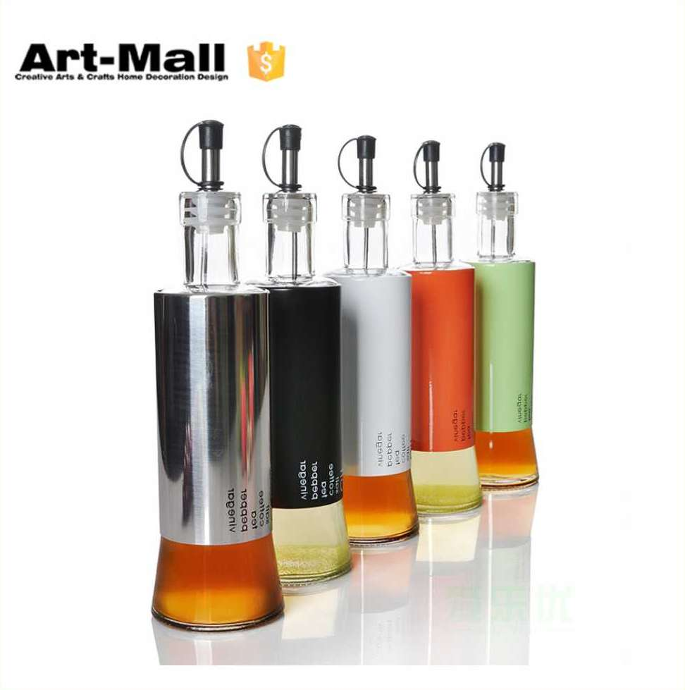 Clourful painted food grade long time sex spray for men glass bottle wholesale