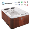 Luxury hot tub spa for family portable hot tub spa